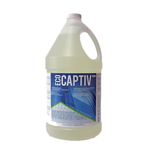ECO-CAPTIV Détergent à tapis biodégradable 3.8 L