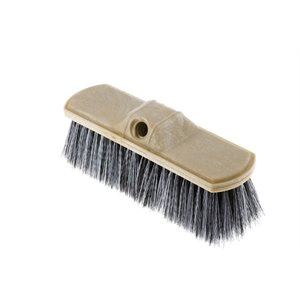"Brosse a vitres 4""x 10""x 3"" crin synthétiques"